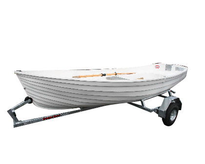 MAC 370 Sailing Dinghy