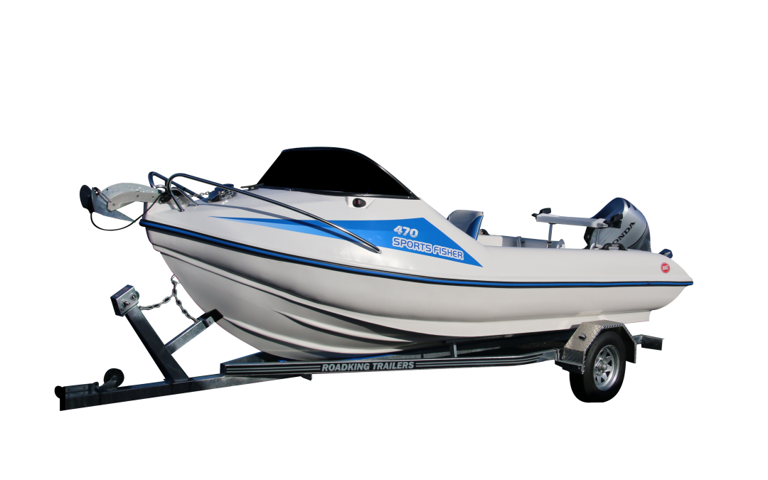 MAC 470 Sportfisher