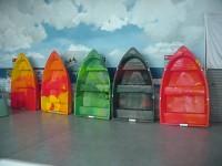 mixed colour hulls