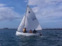 Sailng Trim Bow high